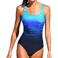 Trajes De BañO Mujeres ZARLLE Sexy Gradiente Color Bikini Push Up Sujetador De BañO Traje De