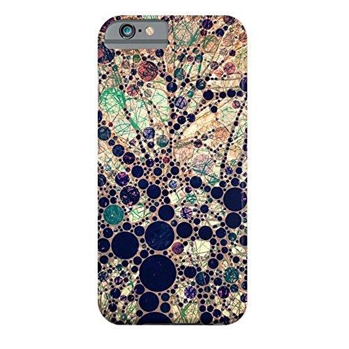 Cover iPhone 6s,TPU Gel Silicone Protettivo Skin Custodia Protettiva Shell Case Cover Per Apple iPhone 6 6S puntino