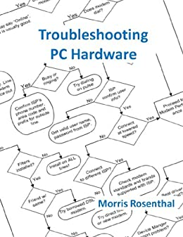 Troubleshooting PC Hardware: An Interactive Computer Diagnostic App (Help Desk in an eBook App 1) by [Rosenthal, Morris]