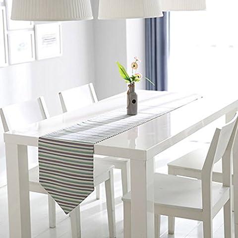 Tabella Bandiera, Moderno minimalista, Continentale, americana, TV Cabinet, Tavolino, Tovaglia Mat Bed Flag Bed asciugamano ( dimensioni : # 2 )