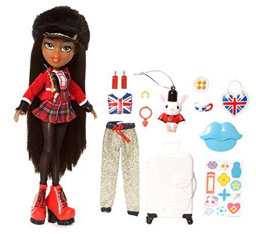 Preisvergleich Produktbild MGA 537038 - Bratz Study Abroad Puppe Sasha to UK