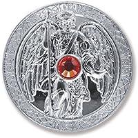 Glücksmünze Schutzengel Engeltaler Erzengel Uriel, Ø 27 mm Taler Silber mit Swarovski Elements, Glücksbringer... preisvergleich bei billige-tabletten.eu