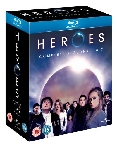 Series 1+2 - Complete [Blu-ray]