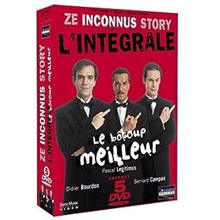 Les Inconnus - Ze Inconnus Story - Le bôcoup meilleur - L'intégrale [Import italien]