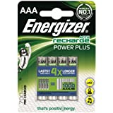 Energizer Batterie Originale Power Plus AAA (700mAh, 1.2V, 4-pack)