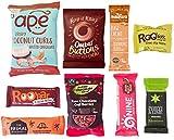 Schoko Box – 9 gesunde Snacks für mehr süße Momente (roh, vegan, glutenfrei, ballaststoffreich, superfood)