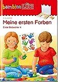 bambinoLÜK-System: bambinoLÜK: Meine ersten Farben: Erste Bildwörter 4