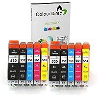 Colour Direct 10 XL Compatibile Cartuccia d'inchiostro