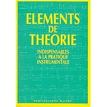 Eléments de théorie