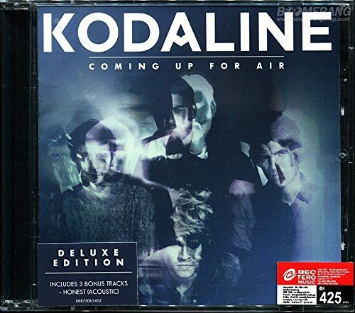 Coming Up for Air [Deluxe] - Kodaline Coming Up For Air