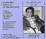 Mario del Monaco at the Bolshoi [Import USA]