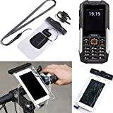 K-S-Trade® for Cyrus CM 16 Bicycle Bracket Mobile Phone