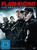 Flashpoint - Das Spezialkommando, Season Four [4 DVDs]