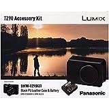 Panasonic Dmw-tz90kit Housse en cuir et kit de batterie pour Dc-tz90–Noir