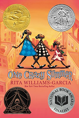 One Crazy Summer (Ala Notable Children's Books. Middle Readers)