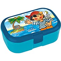 Lutz Mauder Lutz Mauder10639 Pirate Pit Planke Lunchbox, Multi-Color