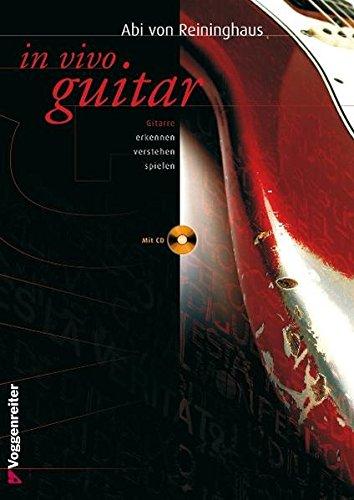 In Vivo Guitar. Mit CD