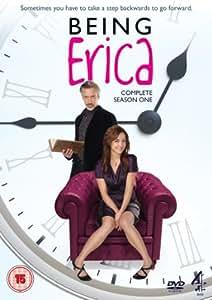 Being Erica - Season 1 [DVD] [Edizione: Regno Unito]