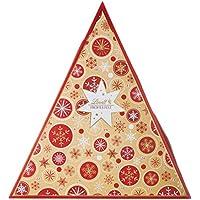 Lindt Tannenbaum Adventskalender Schneeflocke, 1er Pack (1 x 122 g)
