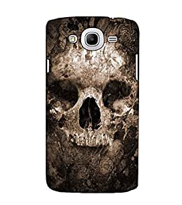 Fuson Designer Back Case Cover for Samsung Galaxy Mega 5.8 I9150 :: Samsung Galaxy Mega Duos 5.8 I9152 (The skeletal theme)