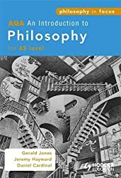 AQA An Introduction to Philosophy for AS level (Philosophy in Focus)