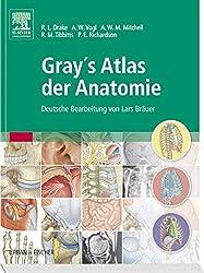 Gray's Atlas der Anatomie: Deutsche Bearbeitung von Lars Brauer (German Edition) by Richard L. Drake (2009-12-03)