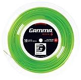 Gamma Tennissaite Moto 16 Rolle, lime, 200 m, GZMOR-10