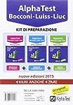 Alpha Test. Bocconi, Luiss, Liuc. Kit...