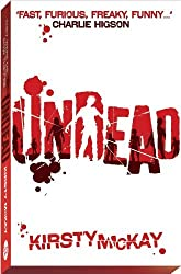 Undead by Kirsty McKay (2011-09-01)