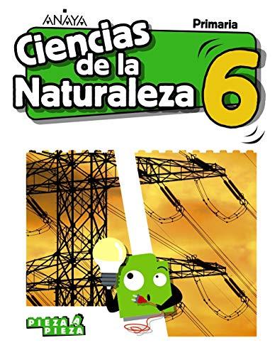 Ciencias de la Naturaleza 6 (Pieza a Pieza)