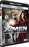 X-Men : L'affrontement final [4K Ultra HD + Blu-ray]