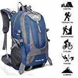 40L Mens Outdoor Waterproof Breathable Sports Backpack Travel - Best Reviews Guide