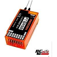 Receptor 8CH FT8RSB. compatible FUTABA FASST