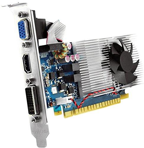 Sparkle Technology SX640LS1024JC GeForce GT 640 1GB GDDR3 Grafikkarte - Grafikkarten (GeForce GT 640, 1 GB, GDDR3, 128 Bit, 2560 x 1600 Pixel, PCI Express - 640 Gt Grafikkarte