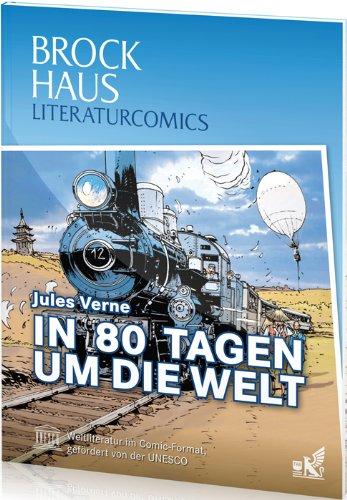 Brockhaus Literaturcomics - Weltliteratur im Comic-Format