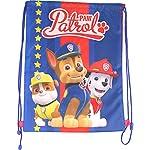 Paw Patrol Drawstring PE Gym Bag - childrens-sports-bags, childrens-bags