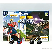SDCC 2016 Thomas & Friends DC Super Friends MINIS by Fisher-Price