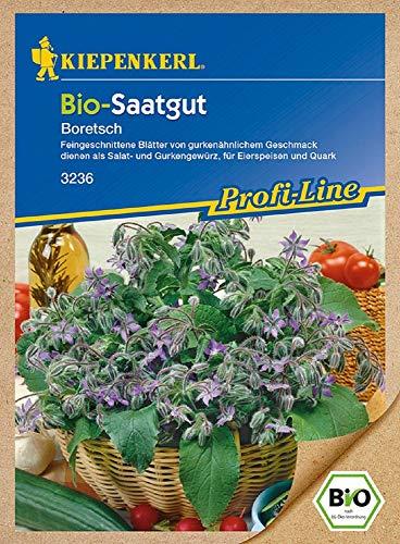 Boretsch   Bio-Boretschsamen von Kiepenkerl
