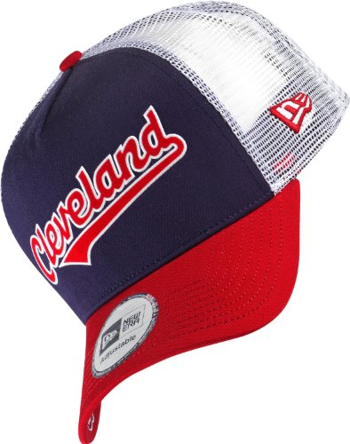New Era Team Fresh Cleveland Cap (New Hats Era Trucker)