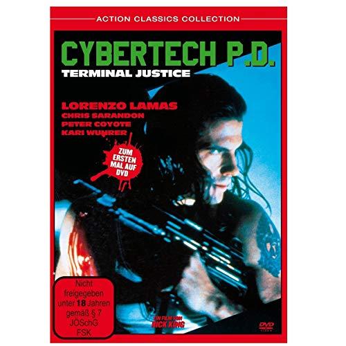 Terminal Justice: Cybertech P.D. (Virtual Future Cop) Deutsch Terminal