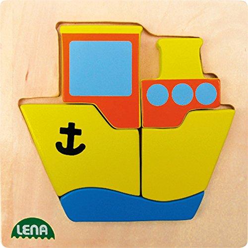 SIMM Spielwaren Lena Puzzle en bois