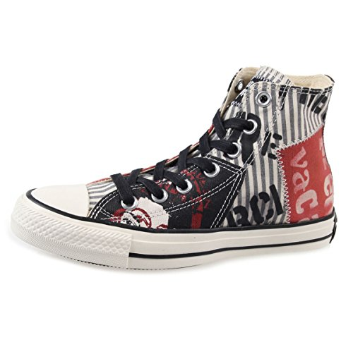 Converse Chuck Taylor All Star, Baskets Basses Mixte Adulte Multicolore - Multicolore