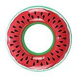 gadgetcking XL aufblasbarer Riesen Swim Ring Schwimmbad Strand Urlaub Neuheit Donut Float