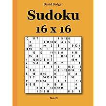Sudoku 16 x 16 Band 8