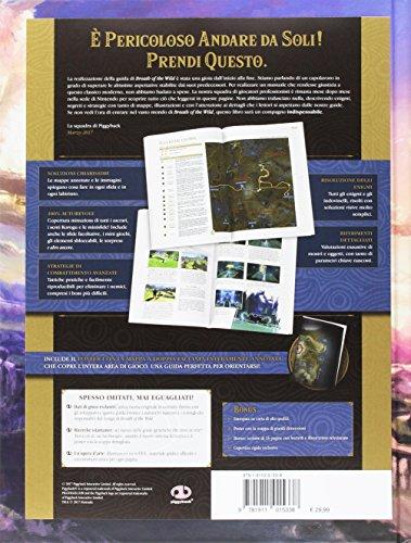 The Legend of Zelda. Breath of the Wild Guida Strategica (Collector)