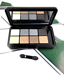 M.A.C (makeup art cosmetics) eyeshadows kit even color look
