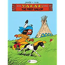 Yakari, Tome 15 : The first gallop