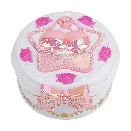 FTVOGUE Mädchen Mini Music Box Rotary Ballerina Mädchen Schmuck Lagerung für Kinder Kinder(01) - Musikalische Schmuck-box