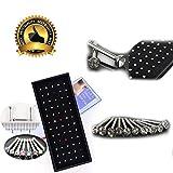 Ardisle–120pieza Gem Stud Pin nariz de acero quirúrgico Piercing Nariz Cristal Diamante Barra - Best Reviews Guide