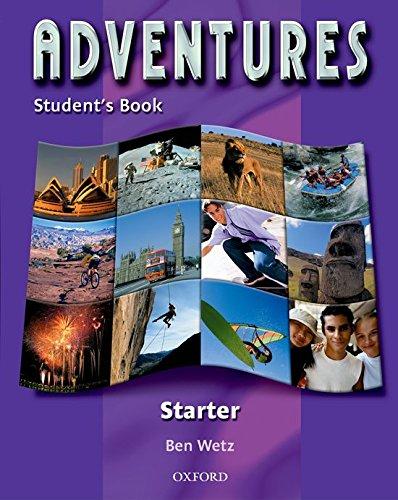 Adventures Starter: Student's Book: Student's Book Starter level - 9780194376600